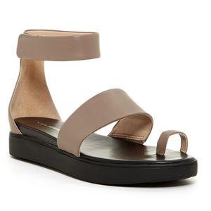 Via Spiga Coco Toe Ring & Ankle Strap Sandal